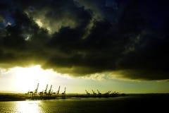 Doppelpunkt Panama Lizenzfreies Stockbild