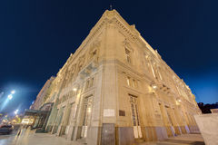 Doppelpunkt-Theater in Buenos Aires, Argentinien Stockbild