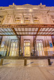 Doppelpunkt-Theater in Buenos Aires, Argentinien Stockfoto