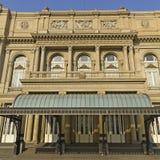 Doppelpunkt-Theater, das Opernhaus von Buenos Aires, Argentinien Lizenzfreie Stockfotos
