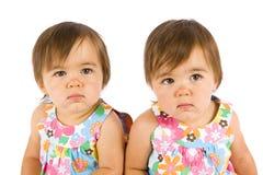 Doppelschätzchen stockbild