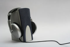Doppelte Musikkombination Lizenzfreies Stockfoto