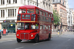 Doppelter Decker Bus lizenzfreie stockfotografie