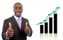 Doppelter Erfolg!! Lizenzfreie Stockfotografie