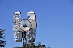 Doppelter Vorsatz-Windmotor 2 lizenzfreie stockfotos