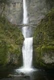 Doppelter Wasserfall Lizenzfreies Stockbild