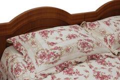 Doppeltes Bett Stockfotos