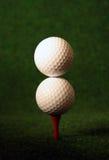 Doppeltes Golf lizenzfreies stockfoto