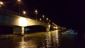 Doppelweisen-Brücke Trulife Stockfoto