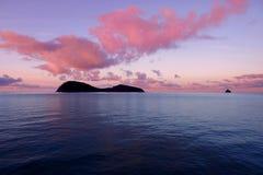 Doppia isola Fotografia Stock Libera da Diritti
