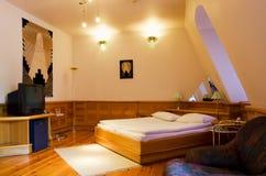 Doppia stanza in hotel Immagini Stock