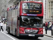 Doppio Decker Bus fotografie stock libere da diritti