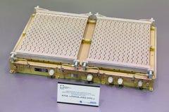 Doppler-luchtvaartmeter Stock Foto