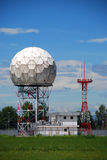 Doppler radar Royalty Free Stock Image
