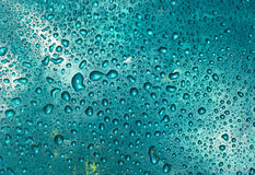 Dops del agua Fotos de archivo