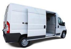 doręczeniowy samochód dostawczy Obraz Royalty Free