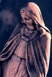 Dor da Virgem Maria - paixão de jesus christ fotografia de stock royalty free