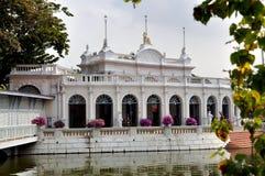 Dor do estrondo: Recepção Salão de Royal Palace Imagens de Stock Royalty Free