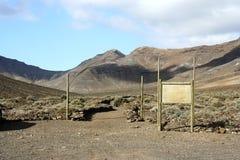 Dor landschap Stock Foto's