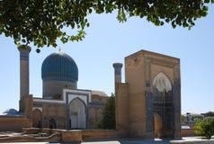 Dor Madrasah in Samarkand royalty free stock photos