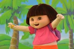 Dora ο εξερευνητής Στοκ Φωτογραφίες