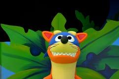 Dora the Explorer Fox Swiper immagini stock