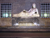 Dora Statue, Turin Royalty Free Stock Images