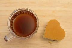 Dora-yaki, populärer japanischer Pfannkuchen mit süßer roter Bohne und Raum für schreiben Benennung stockfotografie