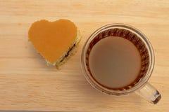 Dora-yaki, populärer japanischer Pfannkuchen mit süßer roter Bohne und Raum für schreiben Benennung lizenzfreie stockbilder