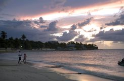 dorado Πουέρτο Ρίκο παραλιών στοκ φωτογραφία με δικαίωμα ελεύθερης χρήσης