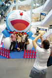 Doraemon Fair, Terminal 21 Royalty Free Stock Photos