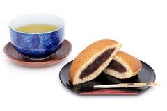 Dorayaki, японская кондитерская стоковые фото