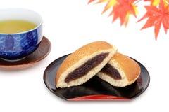 Dorayaki, японская кондитерская стоковое фото rf