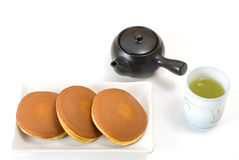 Dorayaki Royalty Free Stock Photo