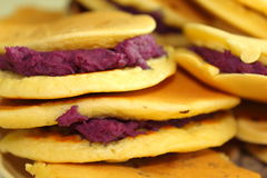 Dorayaki Stock Photo