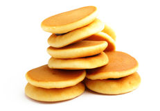 Dorayaki , Japanese confectionery Stock Photo