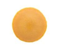 Dorayaki ( Japanese pancake ) on white background Stock Photo