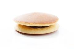 Dorayaki, Japanese red bean pancake Stock Photos