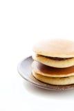 Dorayaki, Japanese red bean pancake Stock Photography