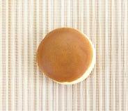 Dorayaki japansk konfekt Fotografering för Bildbyråer