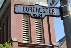 Dorchester Royalty Free Stock Photo