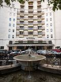 The Dorchester Hotel, Mayfair, London Stock Photography