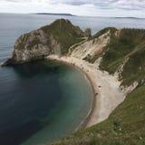 Dordle Drzwiowy Dorset uk Zdjęcie Stock