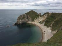 Dordle Drzwiowy Dorset uk Zdjęcie Royalty Free