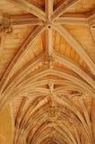 Dordoña, la abadía de Cadouin en Perigord Fotografía de archivo
