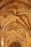 Dordoña, la abadía de Cadouin en Perigord Imágenes de archivo libres de regalías