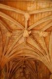 Dordoña, la abadía de Cadouin en Perigord Foto de archivo libre de regalías