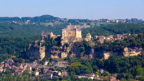 Dordogne Stock Photo