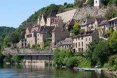 Dordogne Stockfotos