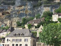 Dordogne Στοκ εικόνα με δικαίωμα ελεύθερης χρήσης